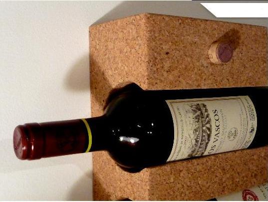 Suport de pluta pentru sticle de vin